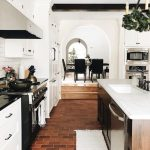 Amazing Brick Floor Kitchen Design Inspirations 39